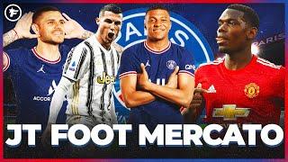 Le PSG veut encore du LOURD pour son été de folie | JT Foot Mercato