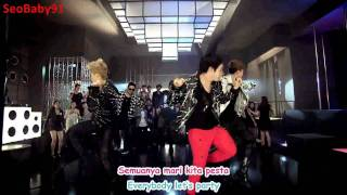 [Indo sub & eng sub] 2PM - Hands Up