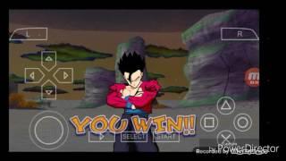 Dbz shin budokai 2 mod Renascimento de F_Gameplay