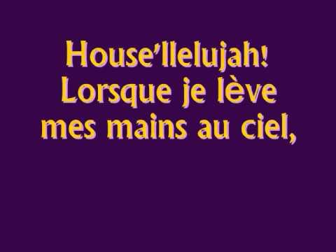 Stromae   House'llelujah lyrics
