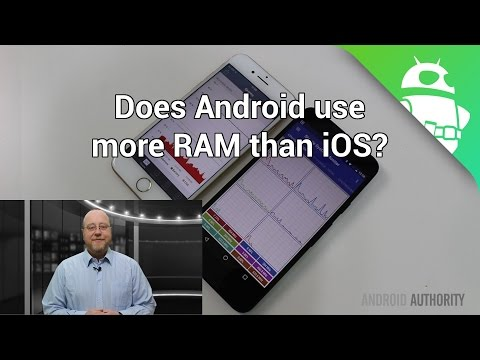 Does Android use more memory than iOS? – Gary explains