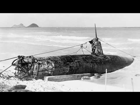 Japanese Midget Submarines