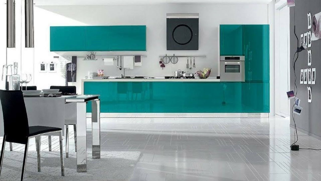 Modern open kitchen design ideas | kitchen cabinet designs - YouTube