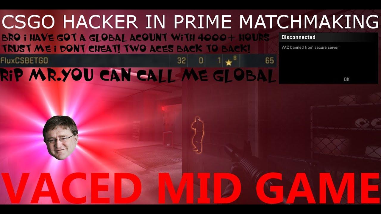Prime matchmaking vac