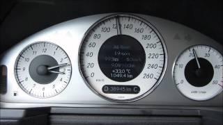 e320 cdi 204 ps avantgard