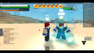 ROBLOX | DRAGON BALL GALAXY BURST | 1 VS 1 NGOP