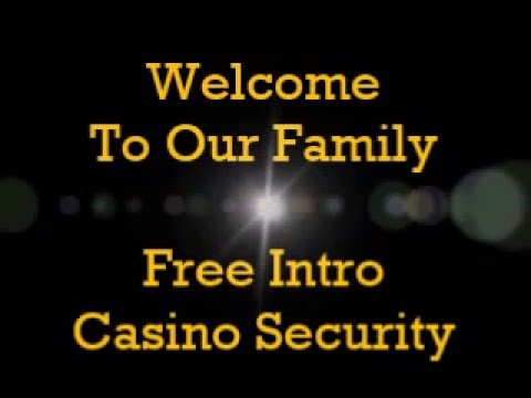 Free Module Intro - Casino Security | Online Certification | Training