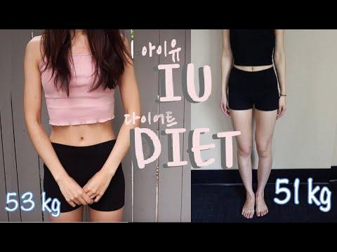 IU Diet Plan: The Secret Behind How IU Lost Her Weight