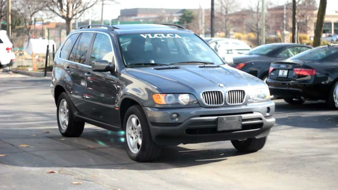 2003 bmw x5 4 4 village luxury cars toronto youtube. Black Bedroom Furniture Sets. Home Design Ideas