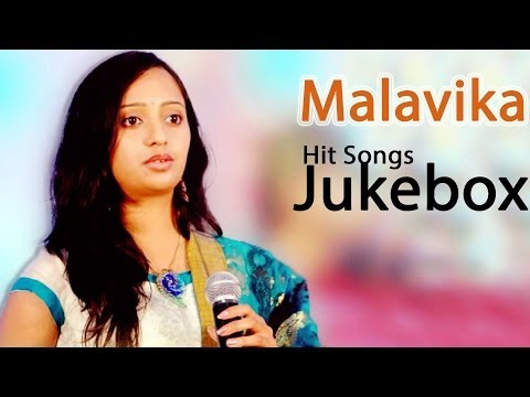 Singer Malavika All Time Hit Songs || Jukebox || Birthday Special