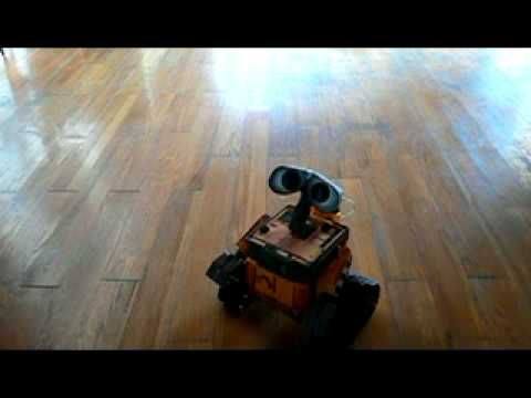 Dancing WALL•E X Supreme Beings Of Leisure X Carmen Rizzo