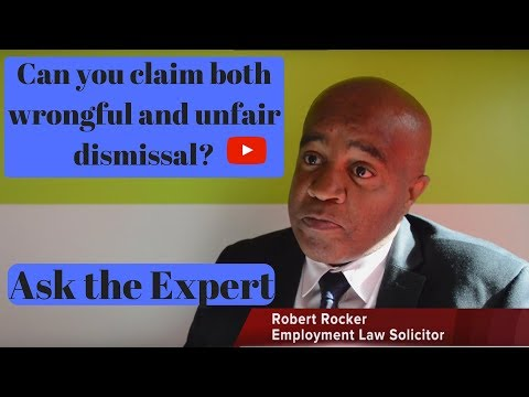 Wrongful dismissal, what are the rules? Ask the Expert