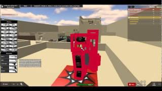 roblox Desert warfare