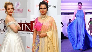 Launch of Studio Aaina with a Fashion Show | Ramya Pandian | Power Star