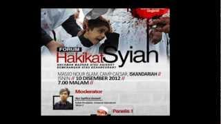 Promo Forum Hakikat Syiah