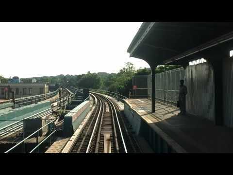 J/Z  New York City Subway service Monday, June 16, 2014