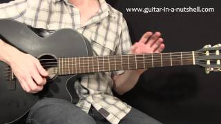 Spanish Guitar Lessons - You