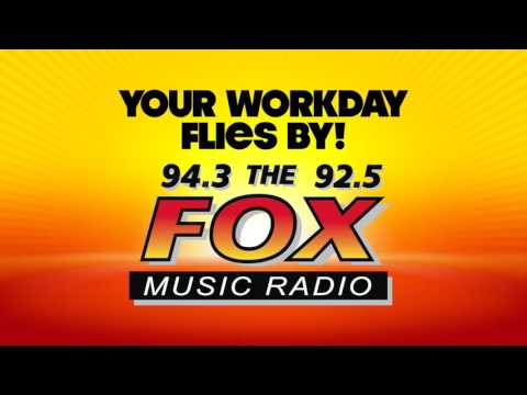 The Fox FM 94.3 & 92.5 - Classic Hits B