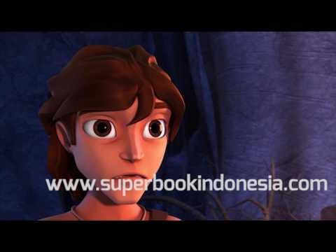 Superbook Indonesia - Kisah Abraham Dan Ishak (part5)