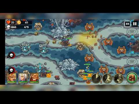 #Game Empire Warriors TD Level 24 Finding A Way Out |