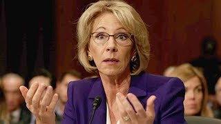 betsy devos ok with discrimination in schools