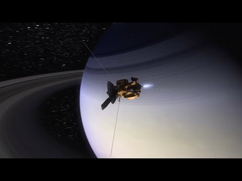 Toxic Polar Cloud On Saturn's Moon Titan