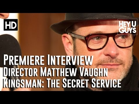 Director Matthew Vaughn Interview - Kingsman: The Secret Service Premiere