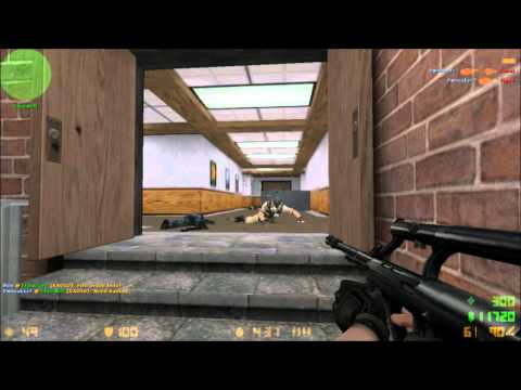 Counter-Strike Condition Zero Tour Of Duty 1 Mission 02 Office [Expert]