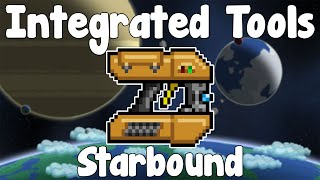 Integrated Tools - Starbound Nightly Build