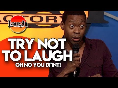 Try Not To Laugh | Oh No You Di'int | Stand Up Comedy Laugh Factory