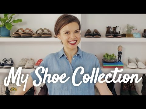 Get My Shoe Collection ◈ Ingrid Nilsen Pictures