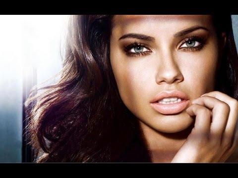 Adriana Lima Makeup Using NAKED 2 Palette