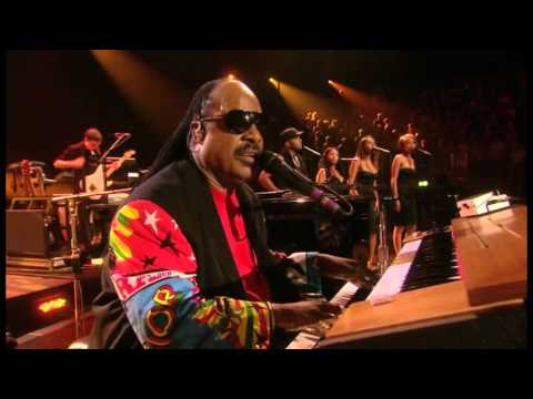 Stevie Wonder  As