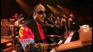 Retirada do show Live at Last (primeiro registro em DVD de Stevie W...