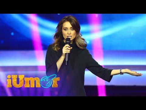 Ana-Maria Calița, numărul câștigător de stand up comedy, la iUmor, sezon 4. Replici acide cu Cheloo!