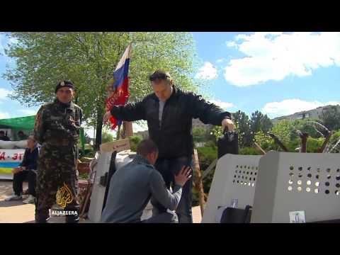 Rebel referendum planned for Ukraine's Luhansk