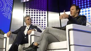 Silicon Slopes Tech Summit 2019:SAP CEO Bill McDermott & Qualtrics CEO Ryan Smith