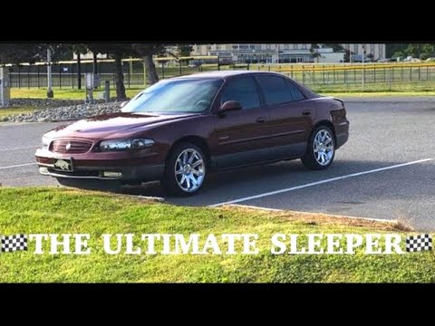 2000 Buick Regal GS Supercharged REVIEW