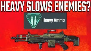 Does Heavy Ammo Slow Enemies? Apex Legends Myths ANSWERED!
