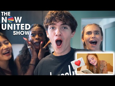 A Love Letter And A BIG Announcement!!! - S2E32 - The Now United Show