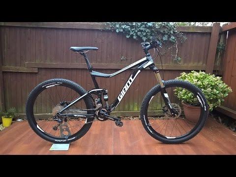 23a1f60fefd Giant Trance 4 2016 Full suspension Mountain Bike - YouTube