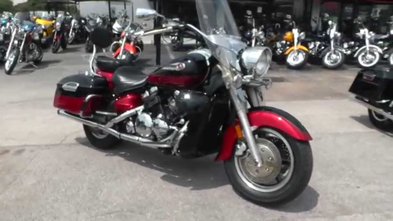 hight resolution of 001997 2005 yamaha royal star tour deluxe used motorcycle for sale youtube