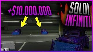 🔥DUPLICAZIONE MASSIVA🔥 GTA 5 Online - GLITCH FACILISSIMO!! $50,000,000 in 1 ORA- ITA