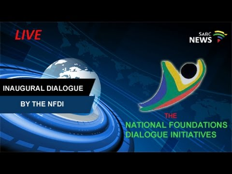 Nat. Foundation Dialogue Initiative's with former presidents: 05 May 2017