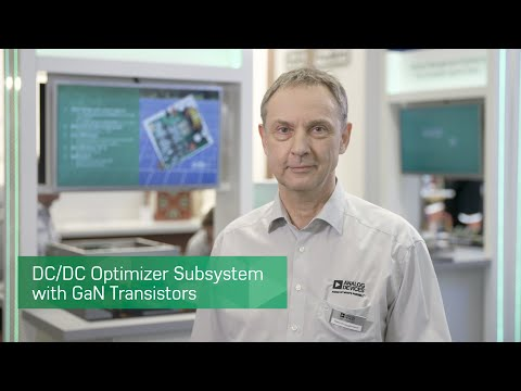 Analog Devices: DC/DC Optimizer Subsystem With GaN Transistors