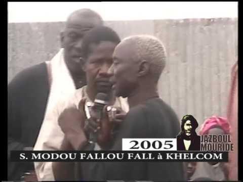 S. Modou Fallou Fall à KHELCOM