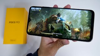 POCO M3 Super Budget Smartphone Under £120 - REAL PROS AND CONS!