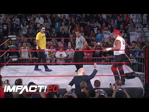 Bound For Glory 2011: Sting vs. Hulk Hogan