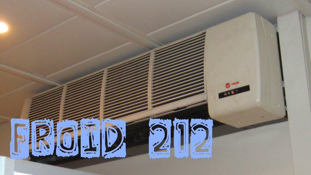 froid212 acc s au filtre sur une vieille unit int rieur pour le nettoyage climatiseur monosplit. Black Bedroom Furniture Sets. Home Design Ideas