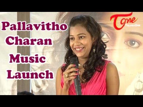 Pallavitho Charan Music Launch
